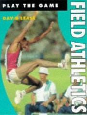 Cover of: Field athletics | David Lease