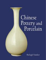 Cover of: Chinese Pottery and Porcelain | Shelagh Vainker