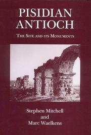 Cover of: Pisidian Antioch by Stephen Mitchell