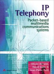 Cover of: IP Telephony | Jean-Pierre Petit