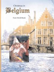 Cover of: Christmas in Belgium (Christmas Around the World) (Christmas Around the World from World Book) | Lucy Baker