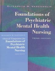 Essentials Of Psychiatric Mental Health Nursing 2002 Edition