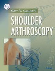 Cover of: Shoulder Arthroscopy | Gary M. Gartsman