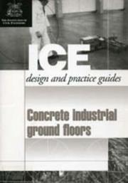 Cover of: Concrete industrial ground floors | Frank R. Neal