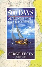 Cover of: 500 Days | Serge Testa