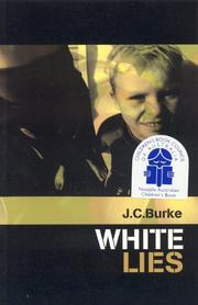 Cover of: White Lies by J.C. Burke