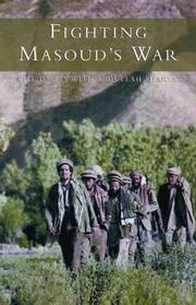 Cover of: Massood's War | Will Davies