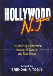 Cover of: Hollywood, NJ by Brendan Tobin