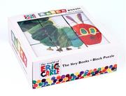 Cover of: Eric Carle Books Block Puzzle by Galison/Mudpuppy