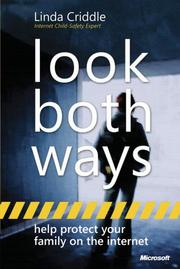 Cover of: Look Both Ways | Linda Criddle