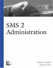 Cover of: SMS 2 Administration (Landmark (NRP)) by Michael Lubanski