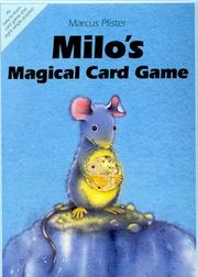 Cover of: Milo's Magical Card Game | M. Pfister