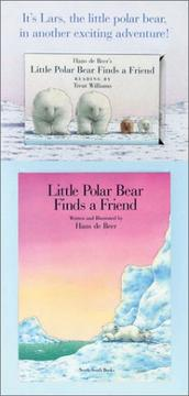 Cover of: Little Polar Bear Finds a Freind Mini Book and Audio Package by hans de Beer