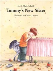 Cover of: Tommy's New Sister by Christa Unzner
