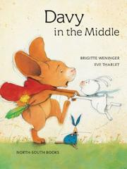 Cover of: Davy in the middle | Brigitte Weninger