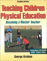 Cover of: Teaching Children Physical Education | George Graham