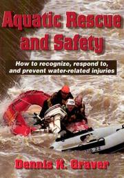 Cover of: Aquatic Rescue and Safety by Dennis K. Graver
