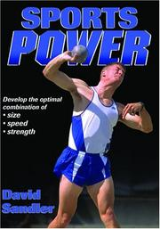 Cover of: Sports Power | David Sandler