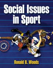 Cover of: Social Issues in Sport | Ron Woods