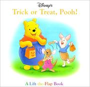 Cover of: Disney's trick or treat, Pooh! | M. E. Milnes