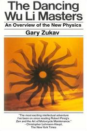 Cover of: The Dancing Wu Li Masters by Gary Zukav