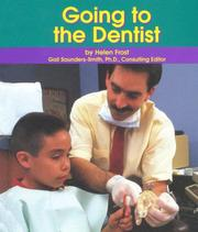 Cover of: Going to the dentist | Helen Frost