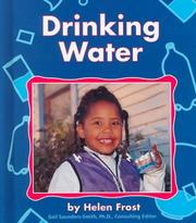Cover of: Drinking Water | Helen Frost