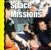 Cover of: Space Missions (Explore Space) | Deborah A. Shearer