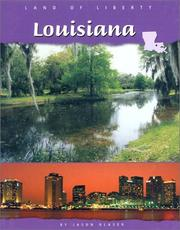 Cover of: Louisiana by Jason Glaser