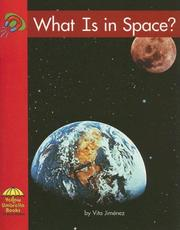 Cover of: What Is in Space? (Yellow Umbrella Science) by Vita Jimenez
