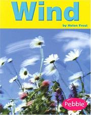 Cover of: Wind | Helen Frost