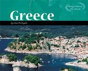 Cover of: Greece | Gina DeAngelis
