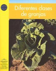 Cover of: Diferentes Clases De Granjas/ All Kinds of Farms by Daniel Jacobs