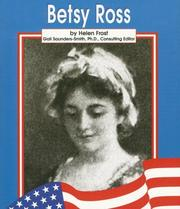 Cover of: Betsy Ross (Famous Americans) | Helen Frost
