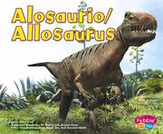 Cover of: Allosaurus by Helen Frost