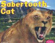 Cover of: Sabertooth Cat by Helen Frost