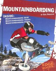 Cover of: Mountainboarding (Edge Books) | Eric Preszler