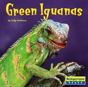 Cover of: Green Iguanas (World of Reptiles) by Sally Velthaus