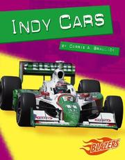 Cover of: Indy cars by Carrie A. Braulick