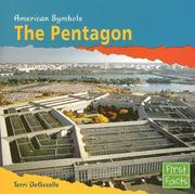 Cover of: The Pentagon by Terri Degezelle