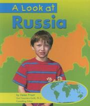Cover of: A Look at Russia (Our World) | Helen Frost