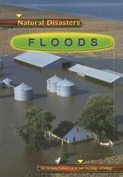 Cover of: Floods (Natural Disasters) by Jean Allen