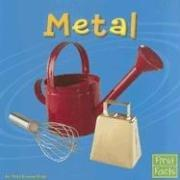 Cover of: Metal (Materials) by Sara L. Kras
