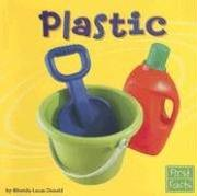 Cover of: Plastic (Materials) | Rhonda L. Donald