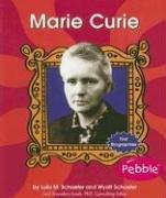 Cover of: Marie Curie by Wyatt Schaefer