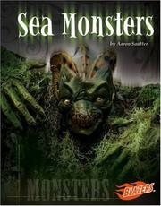 Cover of: Sea Monsters | Aaron Sautter