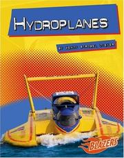 Cover of: Hydroplanes by Wendy Strobel Dieker