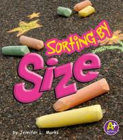 Cover of: Sorting by Size (A+ Books) | Jenny Marks