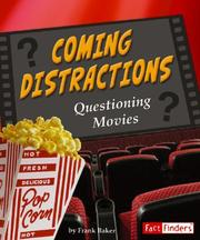 Cover of: Coming Distractions by Frank W. Baker