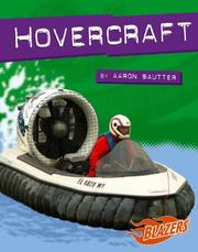 Cover of: Hovercrafts | Aaron Sautter
